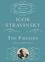 The Firebird: Original 1910 Version (Dover Miniature Music Scores)