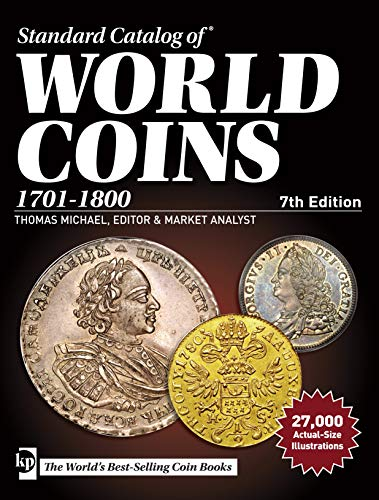 Compare Textbook Prices for Standard Catalog of World Coins, 1701-1800 Seventh Edition ISBN 9781440247064 by Michael, Thomas