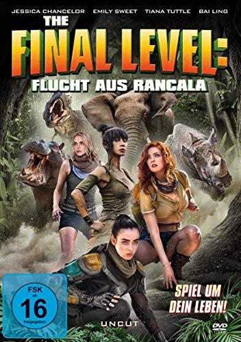 The Final Level: Flucht aus Rancala - Spiel um dein Leben! (uncut)