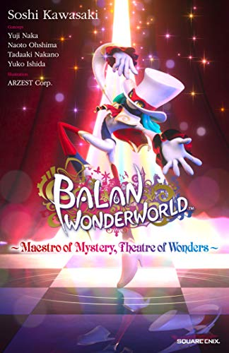 Balan Wonderworld: Maestro of Mystery, Theatre of Wonders (English Edition)