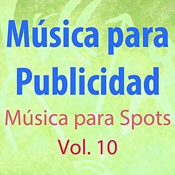 Música para Publicidad, Vol. 10 (Música para Spots)