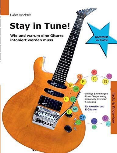 Stay in Tune!: Wie und warum eine Gitarre intoniert werden muss