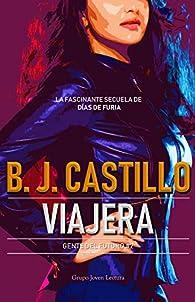 Viajera par B.J. Castillo