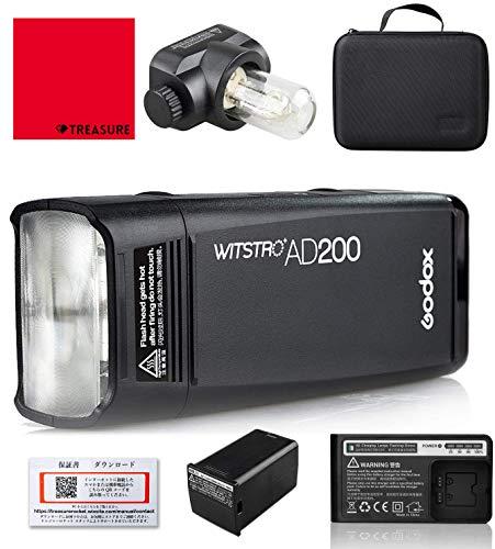 日本正規代理店 Godox AD200 ポケット フラッシュ ストロボ TTL [オリジナルセット]…