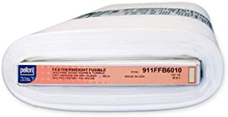 """Pellon Fusible Featherweight Interfacing 60"""" x 10 yd Bolt"""