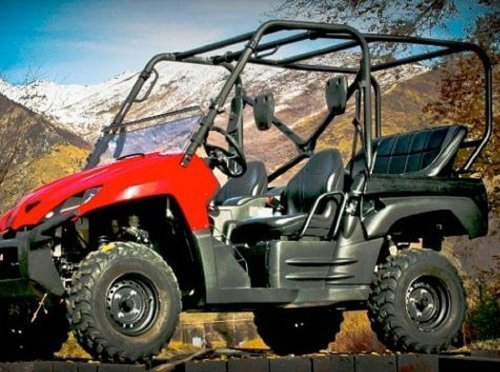 UTV Mountain Yamaha Rhino Back Seat and Roll Cage Kit. Fits Rhino. RHINO-KIT