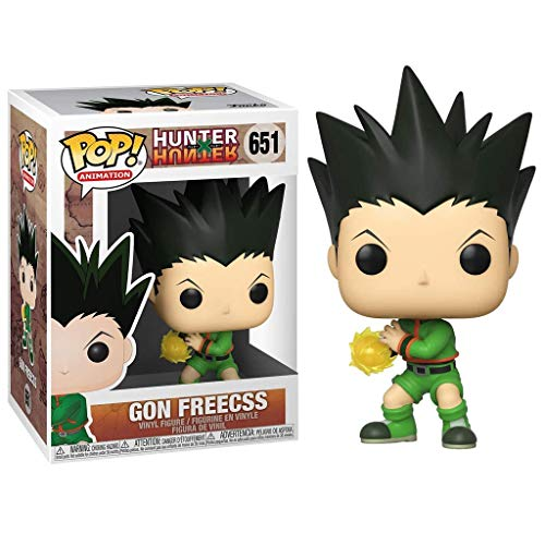 QToys Funko Pop! Hunter x Hunter #651 Gon Freecss Chibi