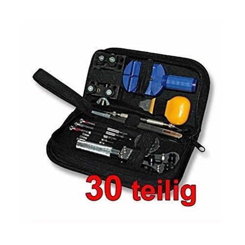 Tool Kit Professionale Di Riparazione Orologi da 30 Pezzi In Sacchetto Di Nylon by DURSHANI