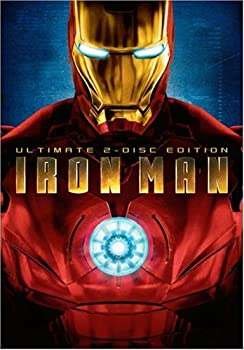 DVD Iron Man (Ultimate 2 Disc Edition) Book