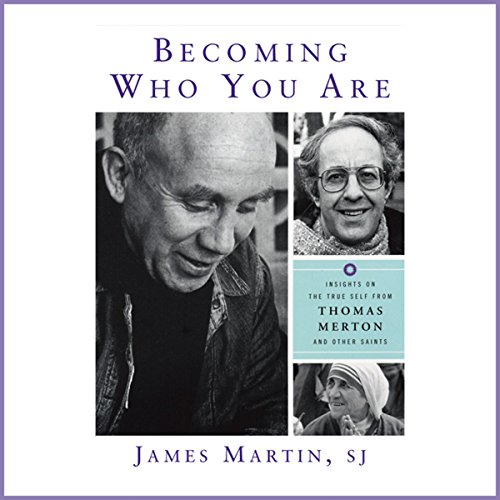 Becoming Who You Are audiobook cover art
