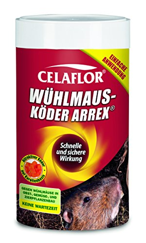 Celaflor Wühlmausköder Arrex 3479 - 250 g