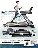 Zoom IMG-2 sportstech f75 tapis roulant elettrico