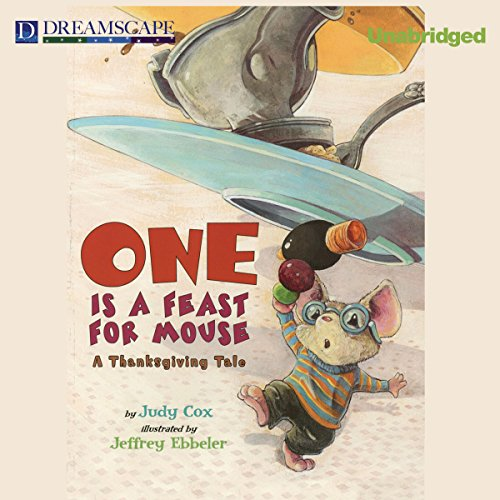 One Is a Feast for Mouse audiobook cover art