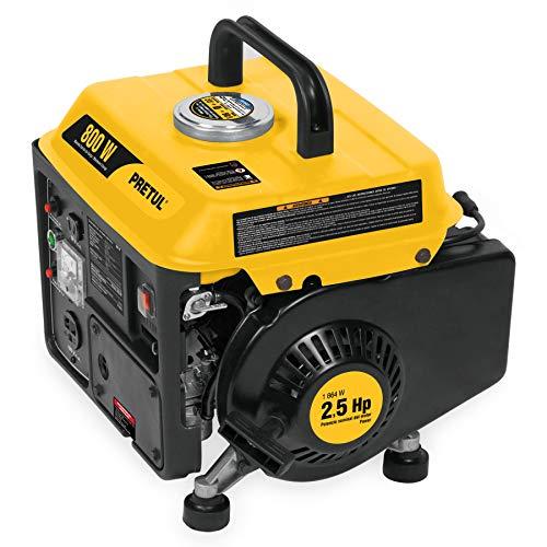 Pretul GEN-8P, Generador eléctrico a gasolina, 800 W