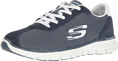 Skechers Synergy-Case Closed, Zapatillas de Entrenamiento para Mujer