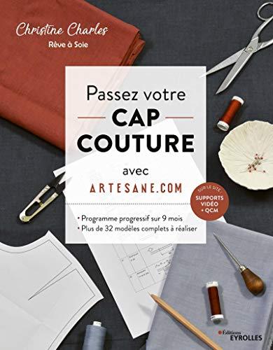 Passez votre CAP couture avec Artesane.com