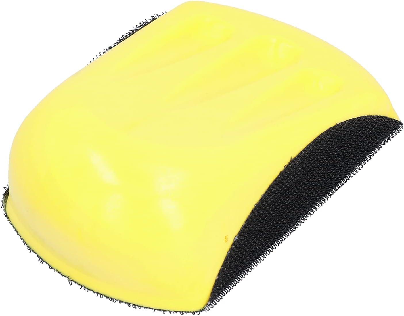 Agatige Mouse It is very popular Hand Sanding Pad Cheap sale Bac Hook Loop Block