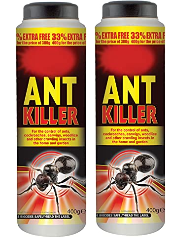 GREEN HAVEN Ultra-strong Ant Killer Powder in 400g   Pet Friendly Ant...