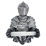 Medieval Knight Gothic Toilet Paper Roll Holder for Bathroom Wall Decor
