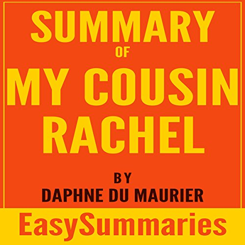 Summary of My Cousin Rachel by Daphne du Maurier audiobook cover art