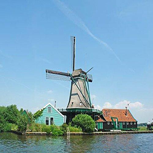 Zannse Schans Holland Village cover art