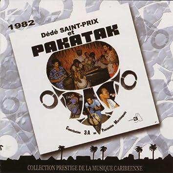 Dédé Saint-Prix & Pakatak rendent hommage à Paulo Rosine (1982)