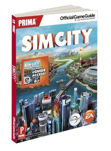 SimCity: Prima Official Game Guide (Prima Official Game Guides) by Knight, David (2013) Paperback