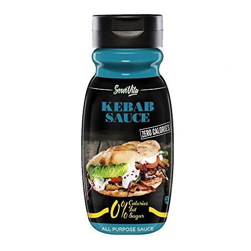 Servivita Salsa Kebab sin Calorias 320 ml