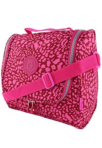Bolsa Lenna's Marmiteira Termica Estampa B012 Pink