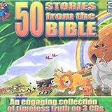 50 5 Mintue Bible Stories [Import USA]