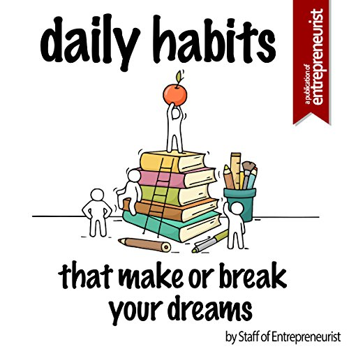 Daily Habits That Make or Break Your Dreams audiobook cover art