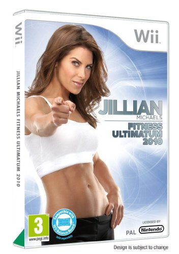 Jillian Michaels Fitness: Ultimatum 2010 (Wii) [Importación inglesa]