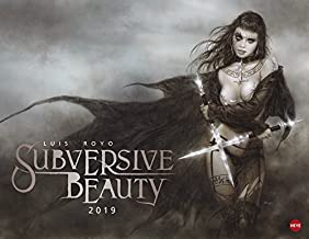Luis Royo Subversive Beauty Poster Calendar 2019 – Heye-Verlag – Wall Calendar – 44 cm x 34 cm