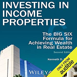 Investing in Income Properties cover art
