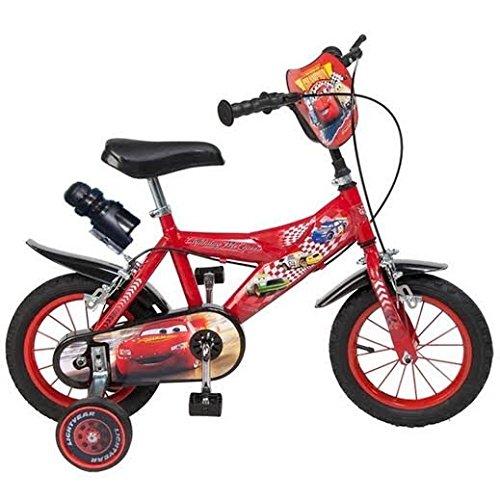 Compatible avec Vélo Cars 12 Pouces Licence Officielle Disney efnant