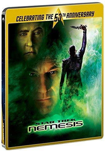 Locandina Star Trek 10 La Nemesi (Stlbk) Excl- Bd St