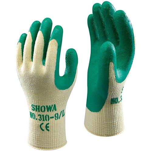 Showa Best 310g Grip Handschuhe grün groß