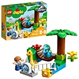 LEGO DUPLO Jurassic World Gentle Giants Petting Zoo 10879 Building Kit (24 Pieces) (Discontinued by Manufacturer)