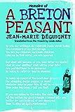 Image of Memoirs of a Breton Peasant