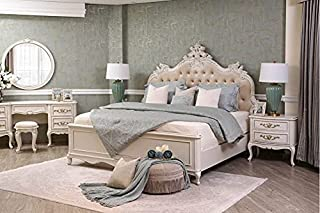 Pan Emirates Heinrich 5 Pieces Bedroom Set, Multicolor - 200x200 cm