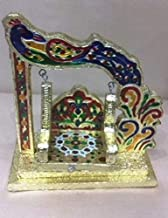 Style Ok Decorative Swing for Laddu Gopal/Bal Gopal Jhula/Kanha Ji Swing/Thakur ji Paalna