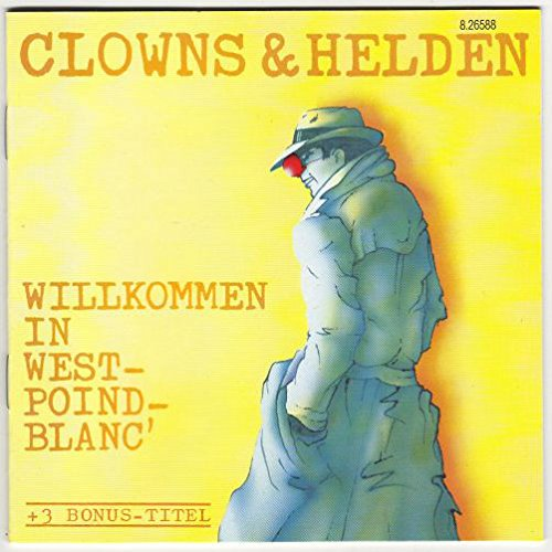 Willkommen In West-Point-Blanc (Incl. 3 Bonus Tracks !)