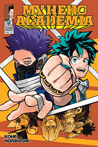 My Hero Academia 23: Volume 23