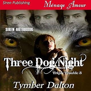 Three Dog Night audiobook cover art