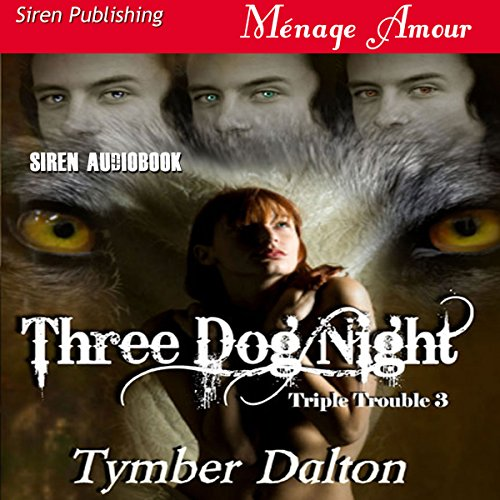 Three Dog Night audiobook cover art