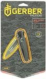 Gerber Mini Covert Knife FAST, Serrated Edge, Black [22-41967]