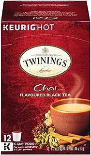 Best keurig twinings chai tea Reviews