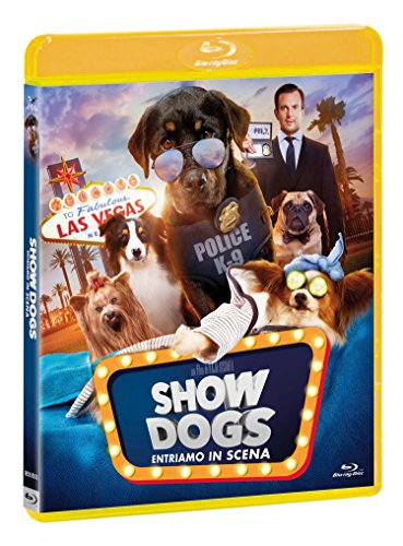 Blu-Ray - Show Dogs (1 Blu-ray)