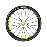 MAVIC Crossmax Sl Pro Ltd 29 inches WTS Intl Pair, Color Yellow, Size Pair