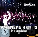 Chapman,Roger: Live at Grugahalle Essen 1981/Live at Rockpalast [DVD + 2CDs] (Audio CD (Live))